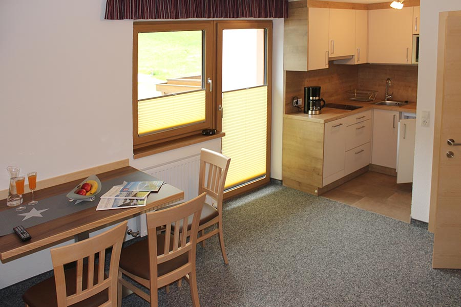 Apartment Haus Alpina First Floor
